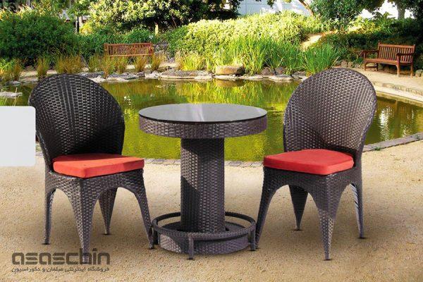 میز و صندلی باغی آرتور