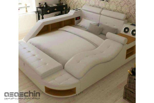 تخت خواب دو نفره ماساژور هوشمند آلتین