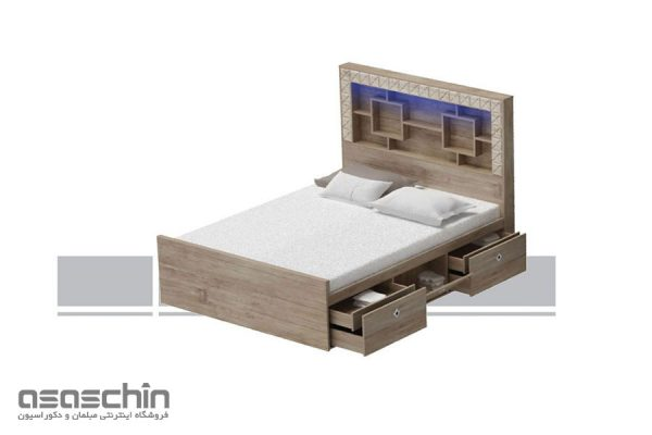 تخت خواب دو نفره آناهیتا