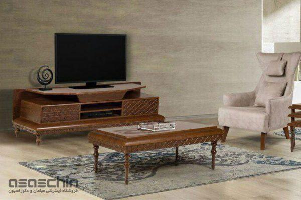 میز تلویزیون اطلس