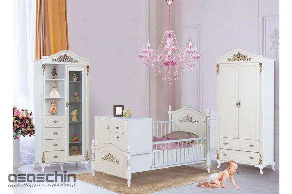 سرویس خواب نوزاد الدرادو