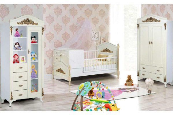 تخت خواب نوزاد الینا