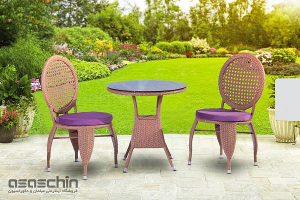 میز و صندلی باغی سوفی