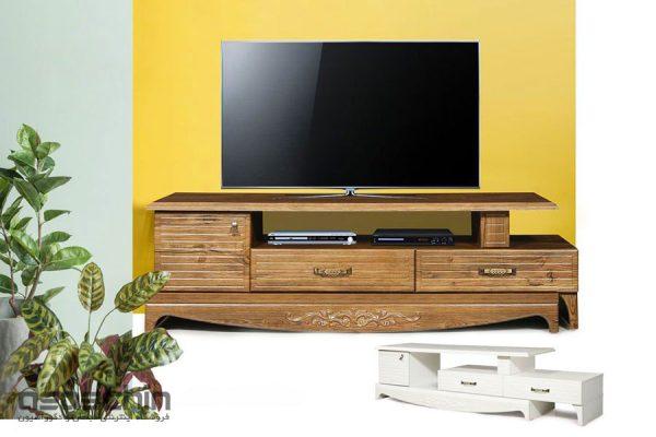 میز تلویزیون فلورا