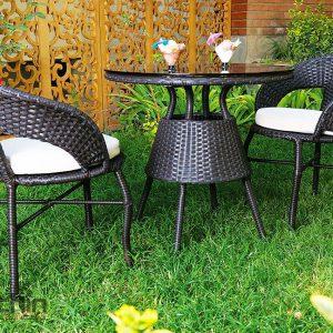 میز و صندلی باغی منچستر