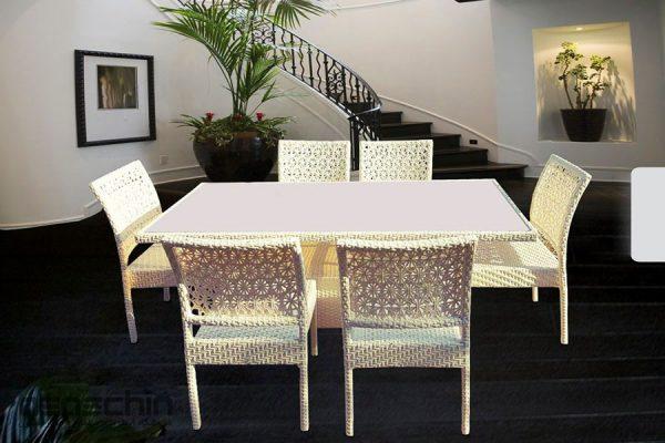 میز و صندلی باغی پائولا